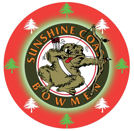 Sunshine Coast Bowmen Christmas Logo