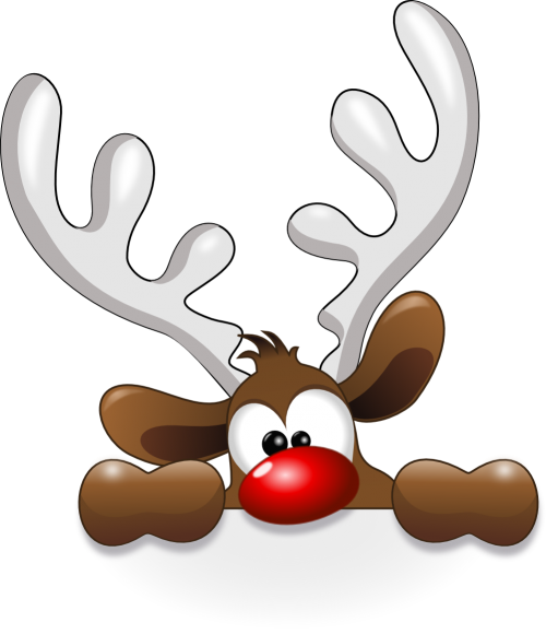 Christmas Reindeer Theme